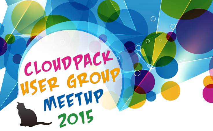 cloudpack User Group Meetup 2015