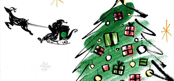 Starbucks Christmas eGift