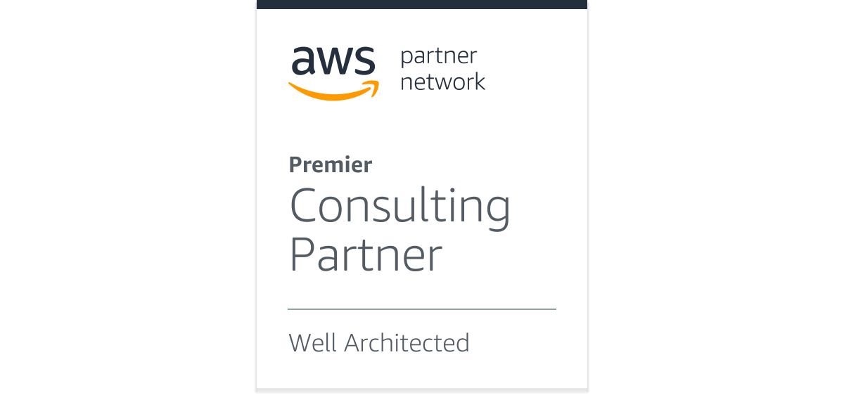 AWS Premier Consulting Partner, Well Architected