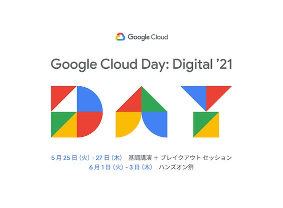 Google Cloud Day: Digital '21